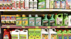 Une cartographie des produits phytosanitaires en France