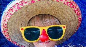 Soleil : pourquoi il faut protéger les yeux des enfants