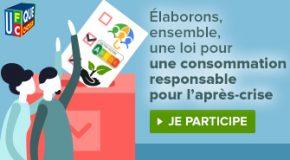 «Monde d'après»: Votez pour une consommation plus juste, plus sobre et responsable