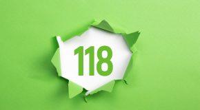 Méfions nous des numéros commençant par 118